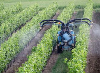 Comment optimiser les sessions de pulvérisation agricole ?
